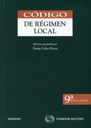 Código de regimen local