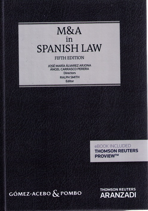 M & A in Spanish law