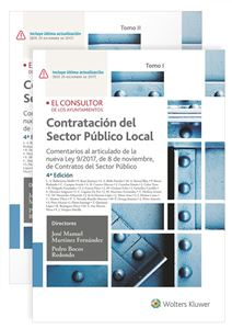 Contratación del Sector Público Local